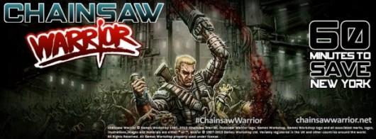 Настольная игра Chainsaw Warrior переберется на мобильную платформу