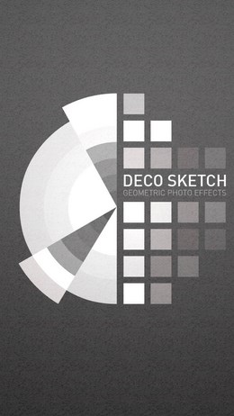 Deco Sketch - графический редактор для Android