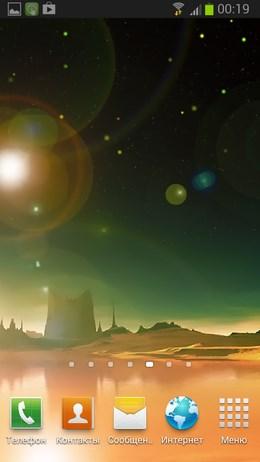 Earth 2 Free Wallpapper – затерянная планета для Android