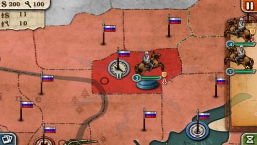 European War 3 – масштабная война для Android