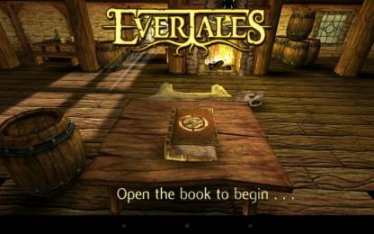 Evertales - эпичное приключение трех героев на вашем Samsung Galaxy