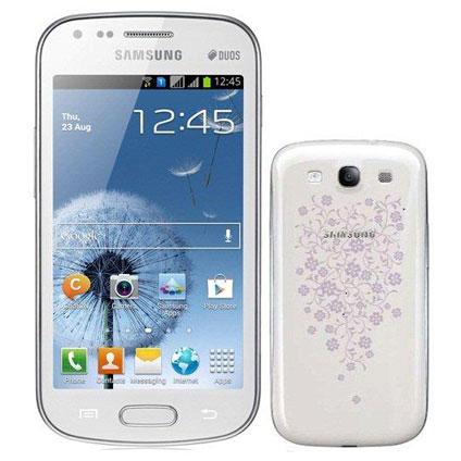 Смартфон Samsung Galaxy S III mini LaFleur. Передняя и задняя крышки. Обзор, фото, видео, технические характеристики смартфонов Samsung Galaxy