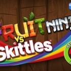 Fruit Ninja vs Skittles – новый фруктовый ниндзя