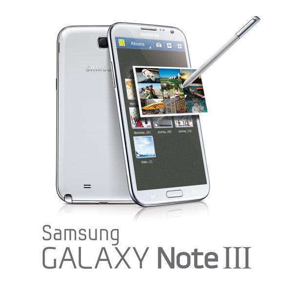 Galaxy Note III выпустят в четырех модификациях