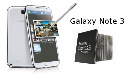 Samsung Galaxy Note III представят 4 сентября