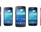 Все смартфоны Galaxy S4 в одном видео