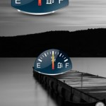 Gauge Battery Widget – виджет заряда аккумулятора для Android