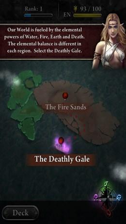 HellFire – карточное фэнтези для Android