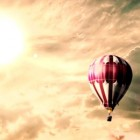 Hot Air Balloon Live Wallpaper  — воздушный шар