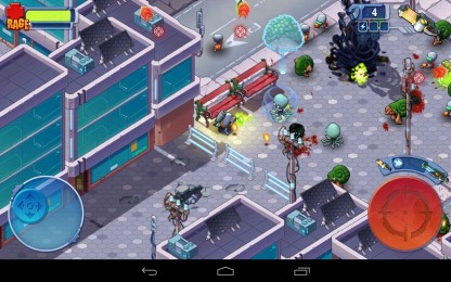 Monster Shooter 2 - второе пришествие монстров на Samsung Galaxy