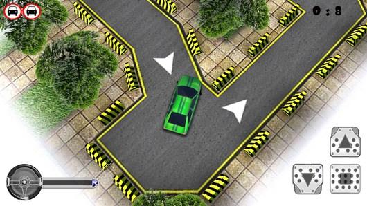 Parking Challenge 3D – паркуем транспорт для Android
