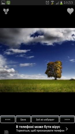 PicSpeed HD Wallpappers – коллекция картинок для Android