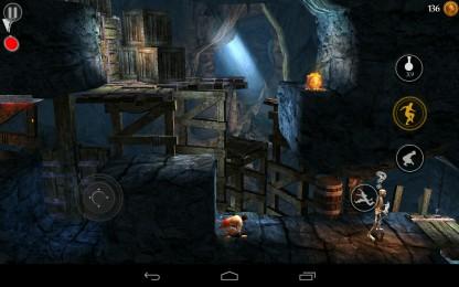 Prince of Persia Shadow&Flame - новые приключения со старым героем для Samsung Galaxy