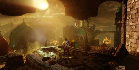 Видео разработки новой игры Prince of Persia: The Shadow and the Flam