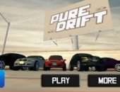 Pure Drift – полный занос для Android