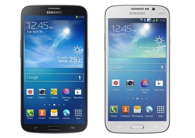 Samsung готовит к выходу Galaxy Mega 5.8 с двумя SIM-картами