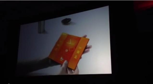 Футуристичные смартфоны Samsung - это будущее?