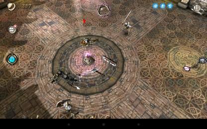 Smash Spin Rage - мир мертвых ждет вас. Аркада для Sansung Galaxy