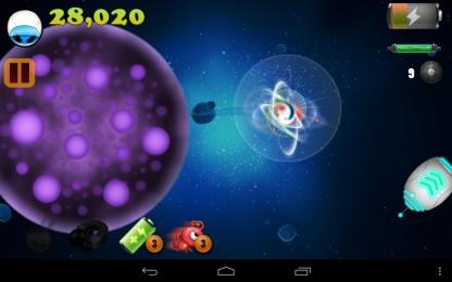 Space Hero - космический истребитель монстров на вашем Samsung Galaxy