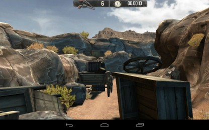 The Lone Ranger - Одинокий Ренджер для Android. Казуалка для Samsung Galaxy