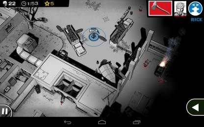 The Walking Dead: Assault - сражайтесь с зомби на Samsung Galaxy