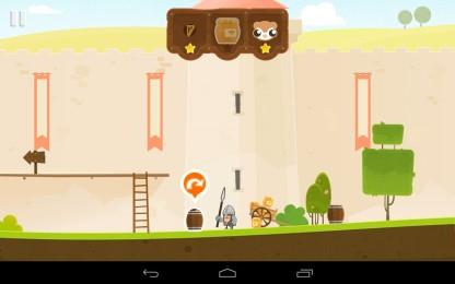 Tiny Thief - маленький вор на страже обдленных! Квест для Samsung Galaxy