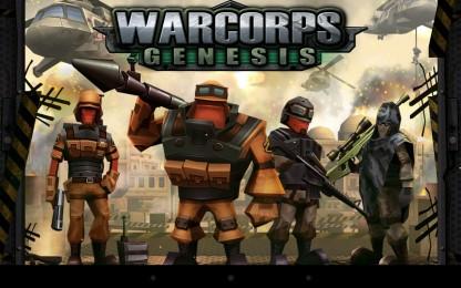 WarCom: Genesis - военный шутер для Samsung Galaxy