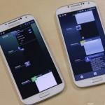 Сравнение Samsung Galaxy S4 и Galaxy S4 Google Edition