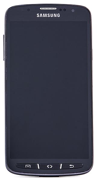 Передняя панель смартфона Samsung Galaxy S4 Active