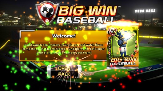 Big Win Baseball – большой бейсбол