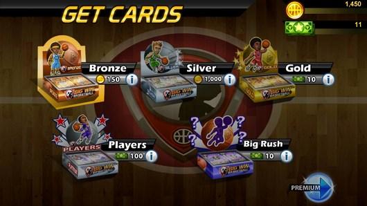 Big Win Basketball – звездный баскетбол для Android