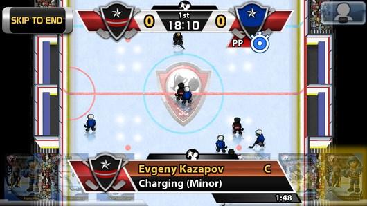 Big Win Hockey – настоящий хоккей