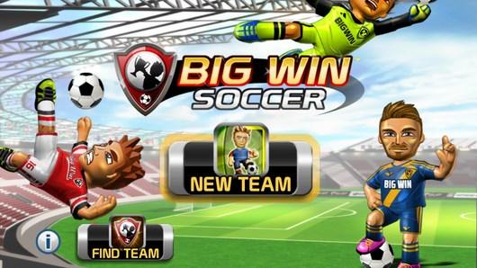 Big Win Soccer – звездный футбол