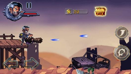 Blood Shoot: Death sniper – великий герой
