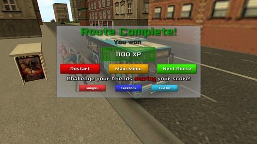 Bus Simulator 3D – городской автобус для Android