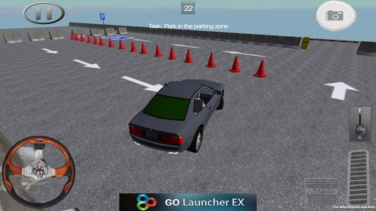 Car City Parking 3D – городское вождение