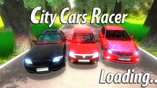 City Cars Racer – уличная езда для Android