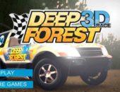 Deep Forest 3D – гонки на внедорожниках