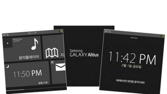 Galaxy Gear: очередная интересная утечка