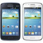 Видео с 4.3-дюймовым Galaxy Core