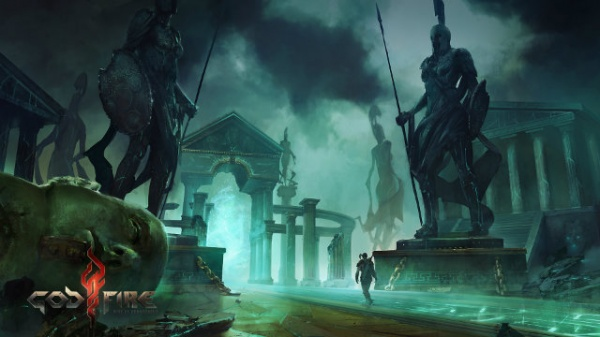 Godfire: Rise of Prometheus новый проект компании Vivid Games