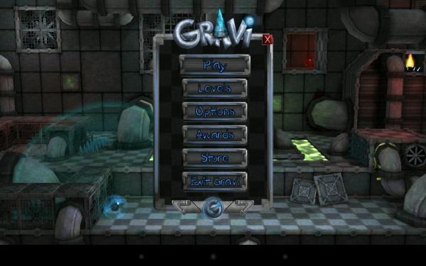 Gravi - атмосферный логический платформер для Samsung Galaxy