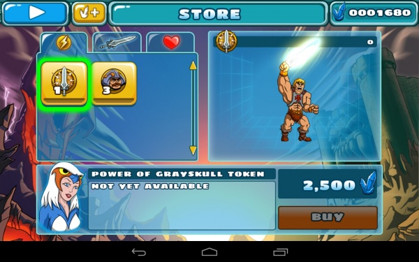 He-Man: The Most Powerful Game - бесстрашный герой против сил зла на Samsung Galaxy