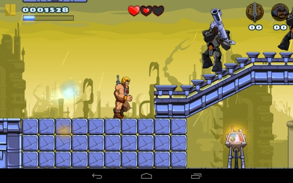He-Man: The Most Powerful Game - бесстрашный герой против сил зла на Samsung Galaxy