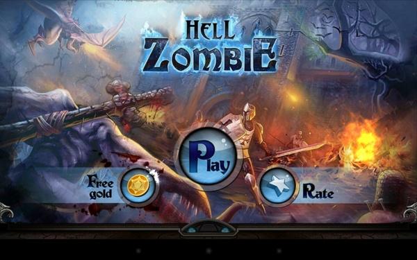 Hell Zombie - защити замок от армии нечисти на Samsung Galaxy