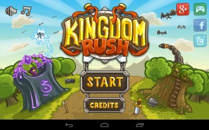 Kingdom Rush - сражение за независимость на Samsung Galaxy