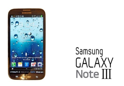 Живые фотографии передней панели Samsung Galaxy Note III