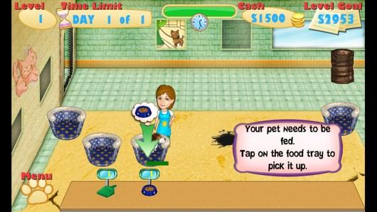Pets Fun House – управляем зоомагазином для Android