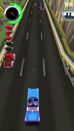 Road Trip – раннерная гонка для Android