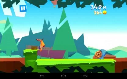 Run My Deer - шустрый олень. Ранер для Samsung Galaxy